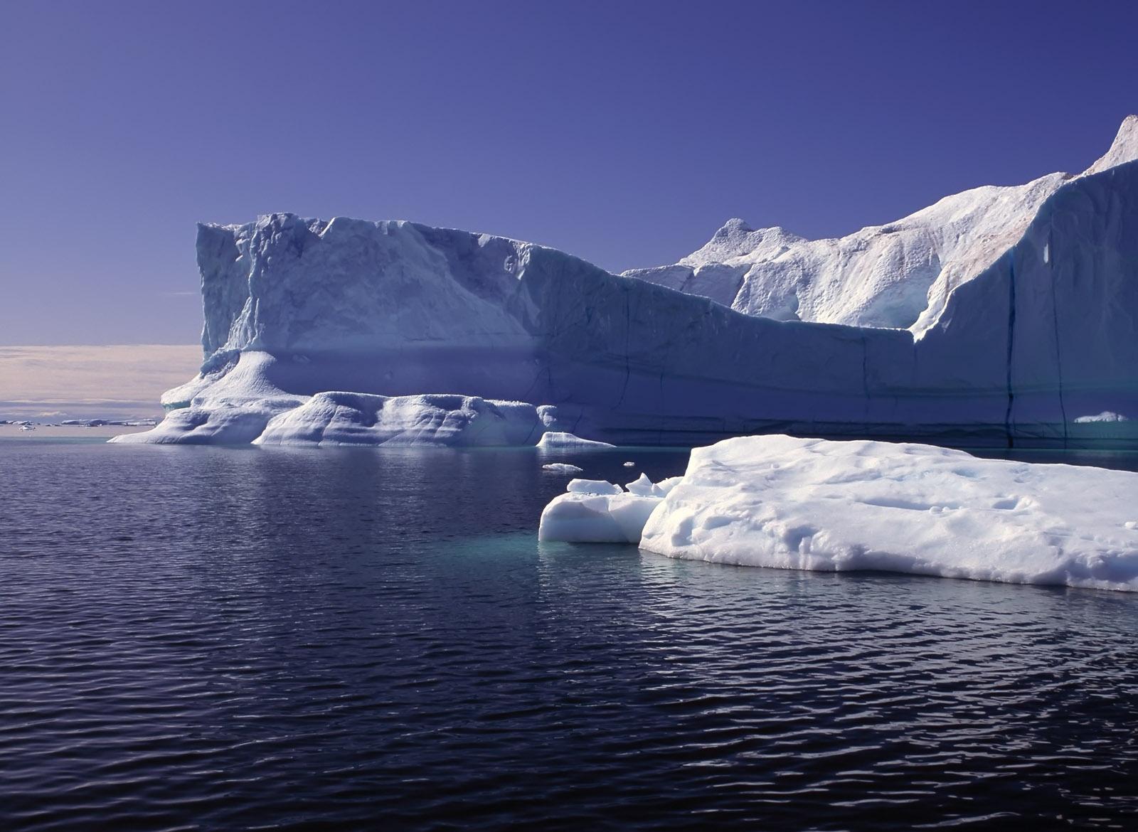 Картинка пейзажа арктики для