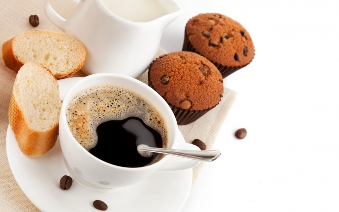 Кофе 3 (55 обоев)