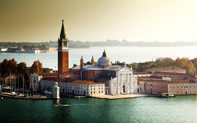 Венеция (90 обоев)