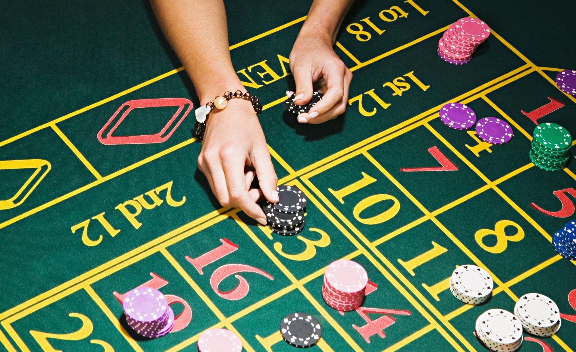 стратегия выигрыша в казино