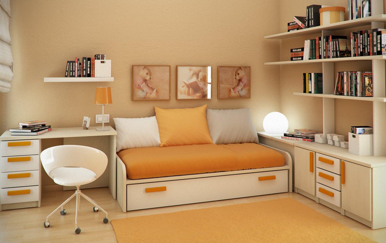 Идеи дизайна для маленьких комнат