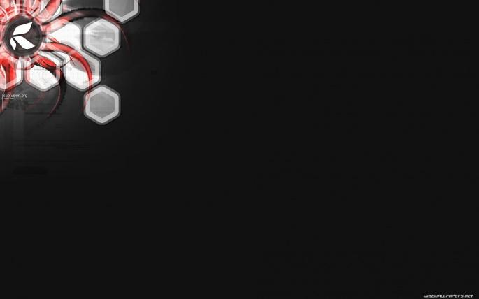 Черные обои (32 обоев)