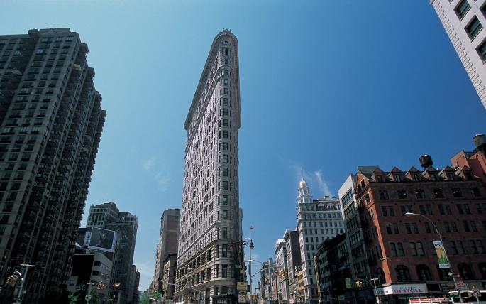 Нью Йорк (160 обоев)