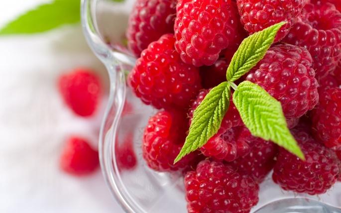 Малина - Raspberry (60 обоев)
