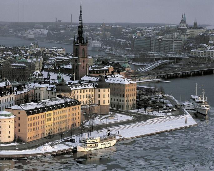 Швеция (61 обоев)