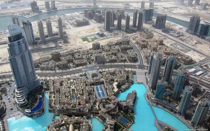 Дубаи (30 обоев)