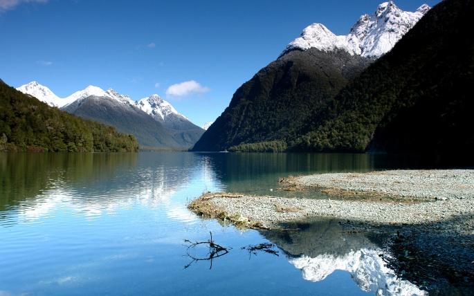 Новая Зеландия (50 обоев)