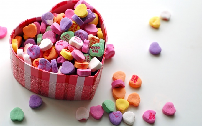 Конфеты -  Candy (75 обоев)