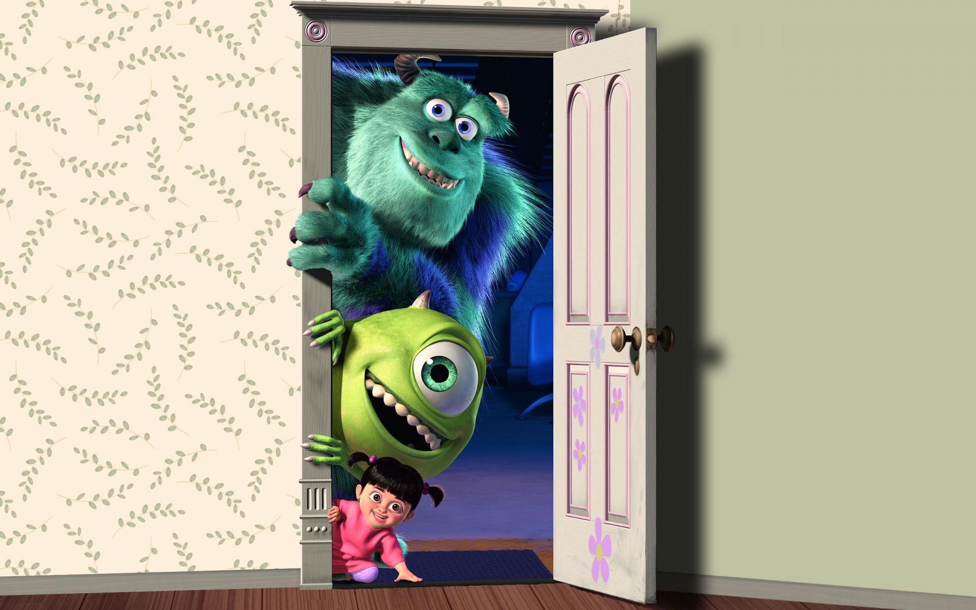Прикол обои на телефон человек открывает дверь