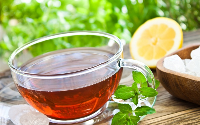 Чай (50 обоев)