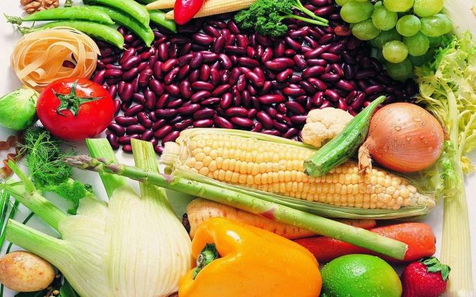Овощи разные (70 обоев)