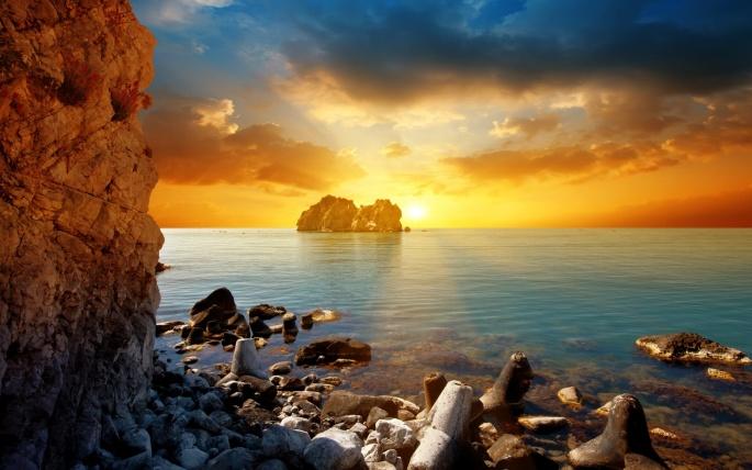 Море (12 обоев)