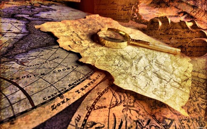 Игральные и географические карты только для вашего рабочего стола (34 обоев)