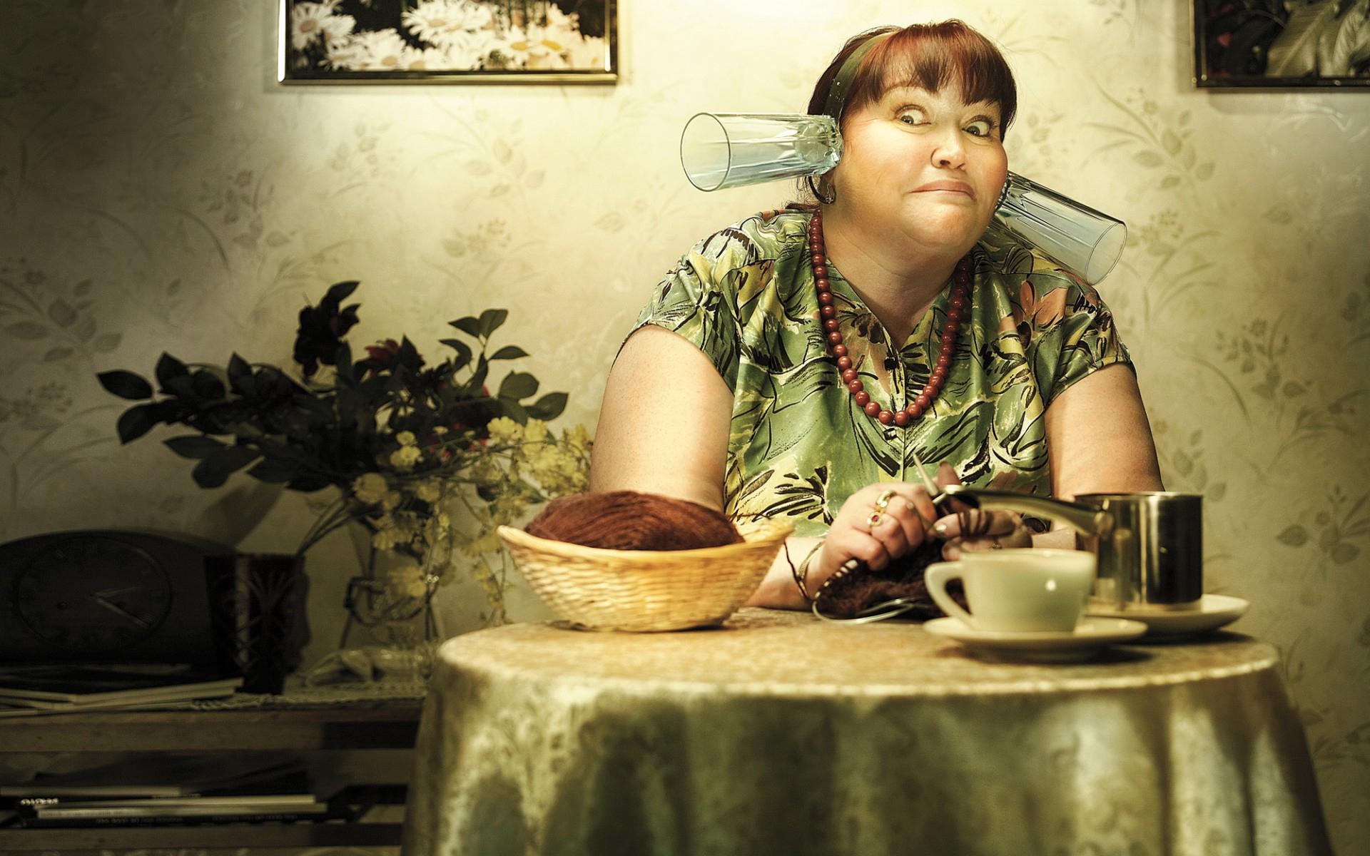 Толстые на кухне, Толстушки на кухне - видео top Her Flesh HD 7 фотография