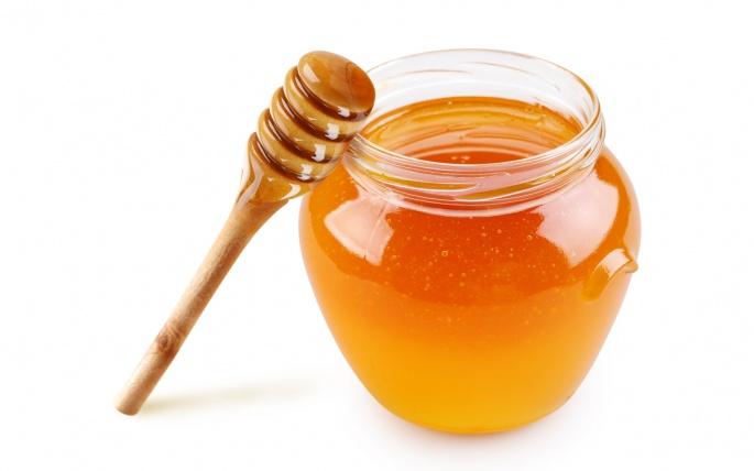 Мед и орехи (40 обоев)
