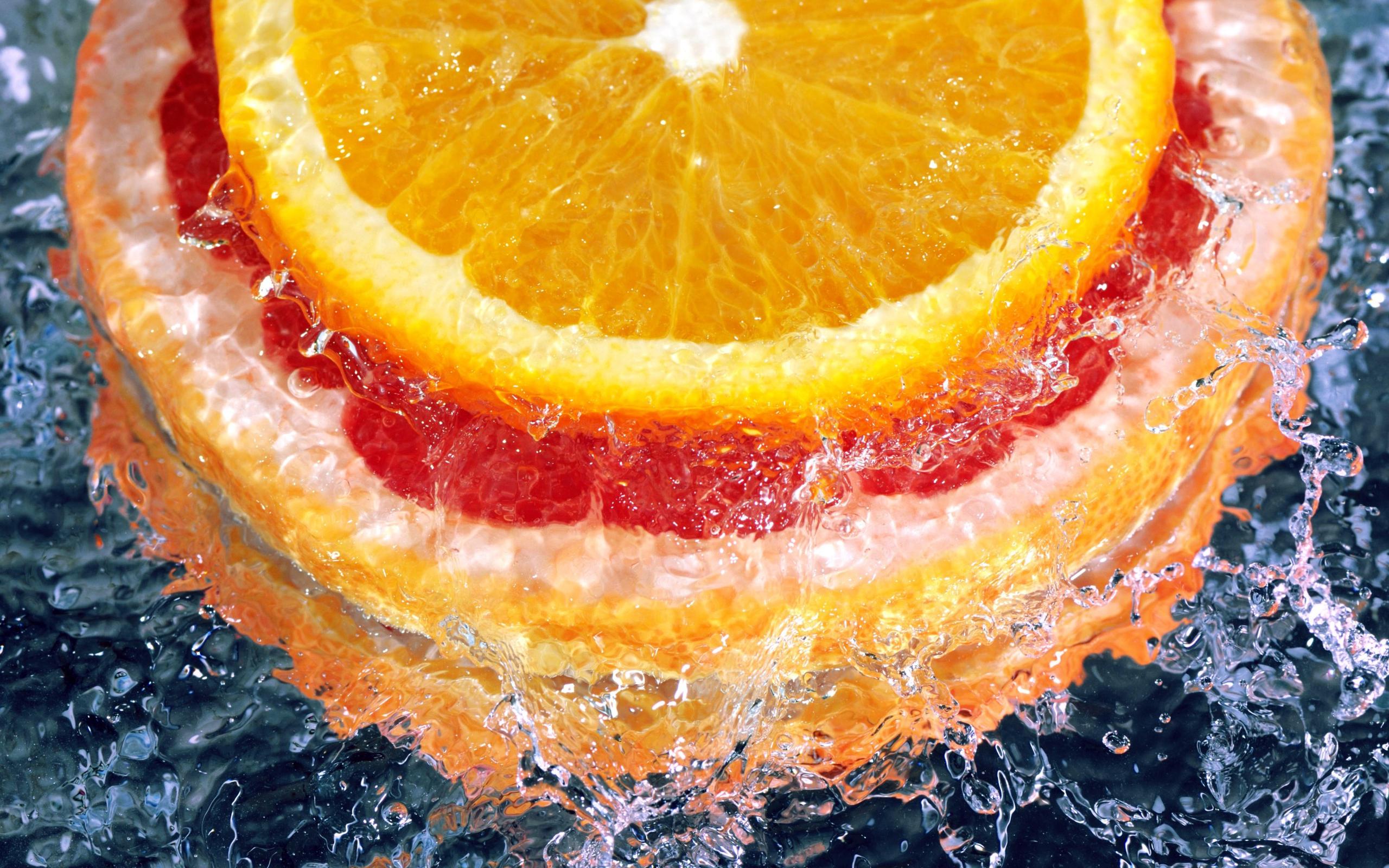 Orange fruit wallpaper hd