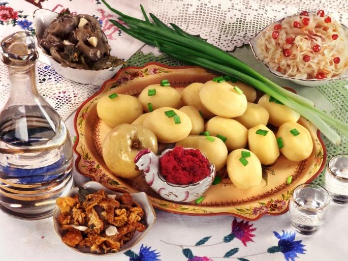 Вкусные блюда (60 обоев)