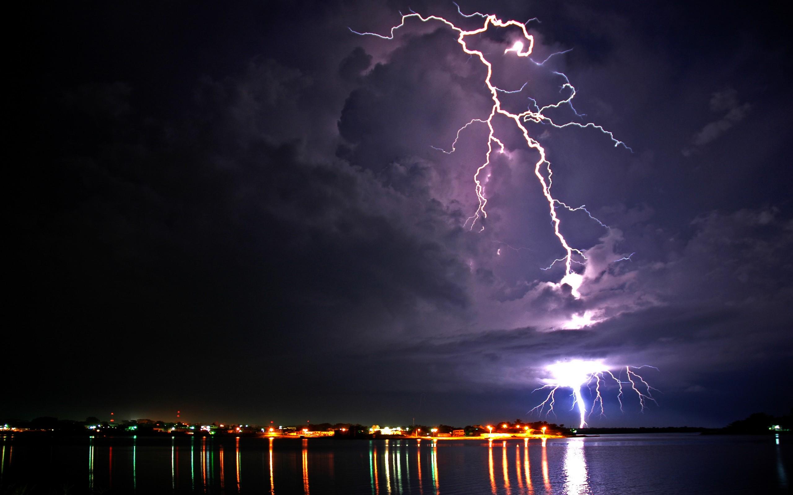 картинки гроза и молния дождь фото