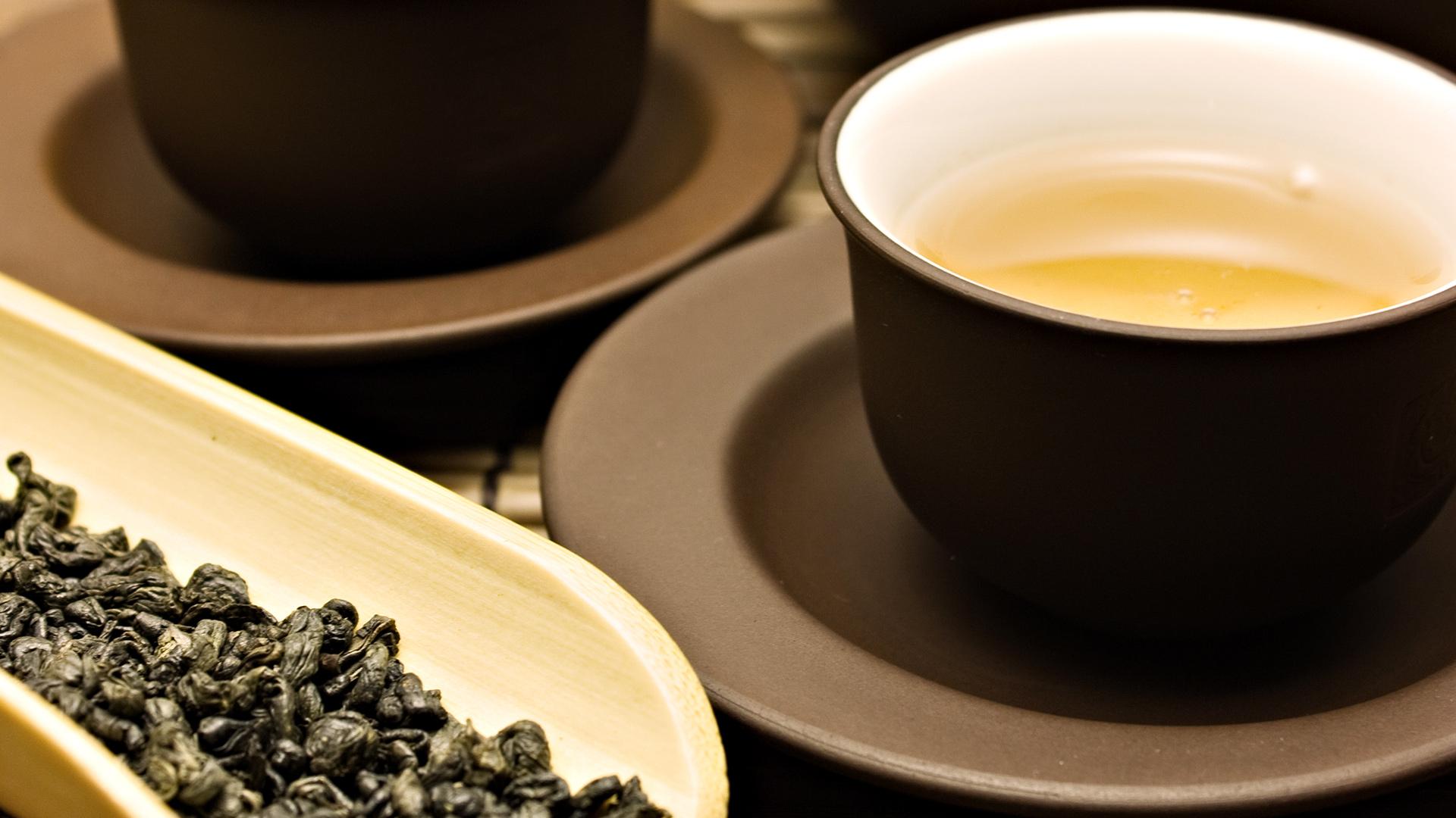 Китайский чай обои на рабочий стол