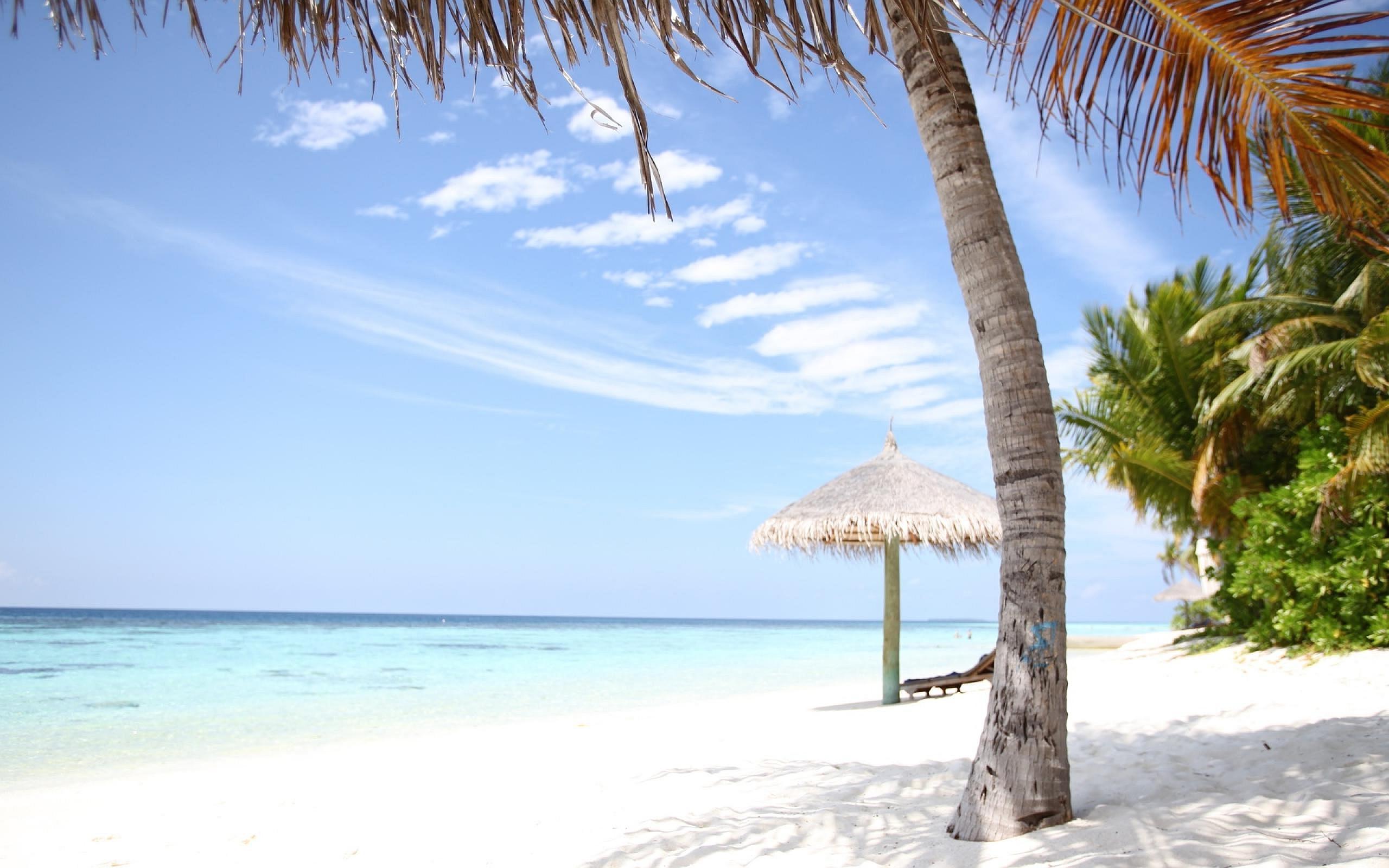 Красивые пляжи мира фото на рабочий стол