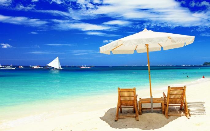 Красивые пляжи в мире фото