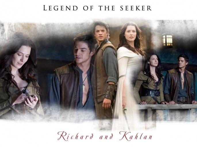 Сериал Legend of the Seeker - Легенда об Искателе (219 обоев)