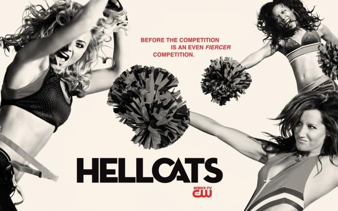 Сериал Hellcats - Чертовки (28 обоев)