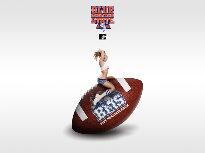 Сериал Blue Mountain State (4 обоев)