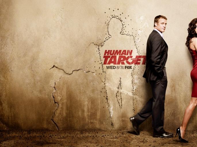 Сериал Human Target - Живая мишень (35 обоев)
