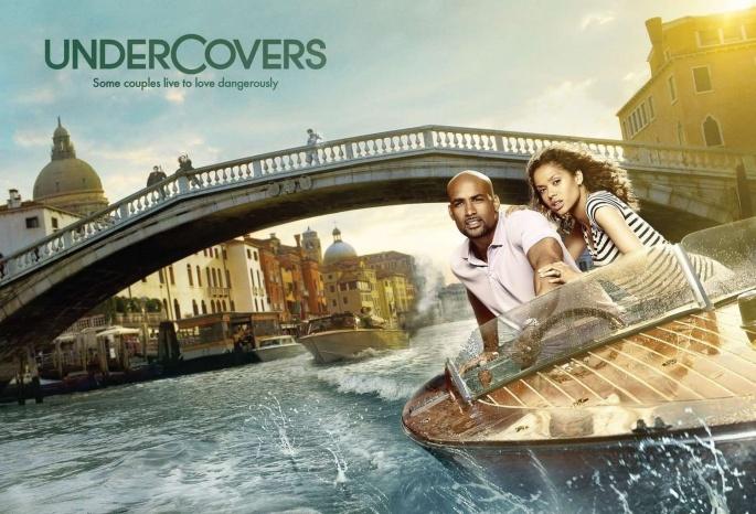 Сериал Undercovers - Под прикрытием (7 обоев)