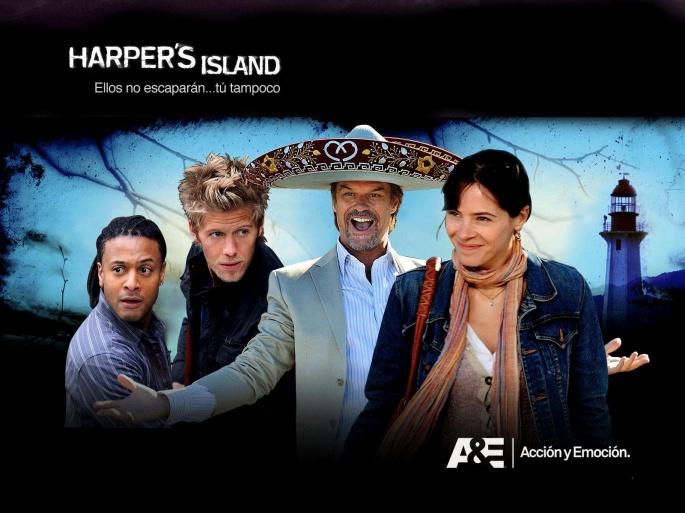 Сериал Harper's Island - Остров Харпера (14 обоев)
