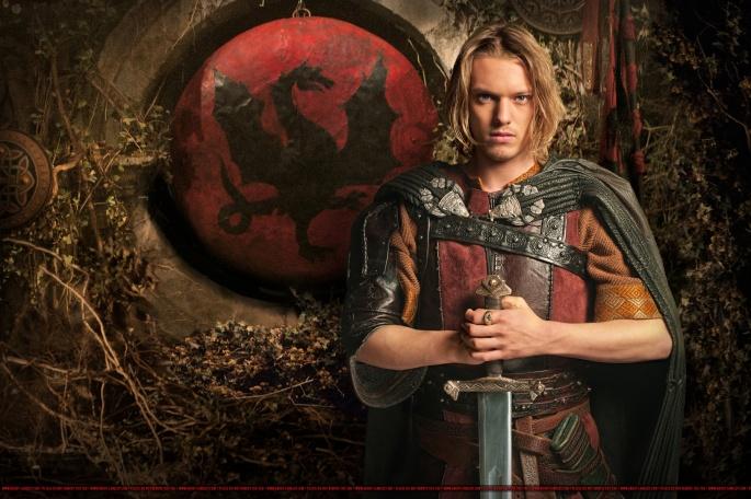 Сериал Camelot - Камелот (43 обоев)