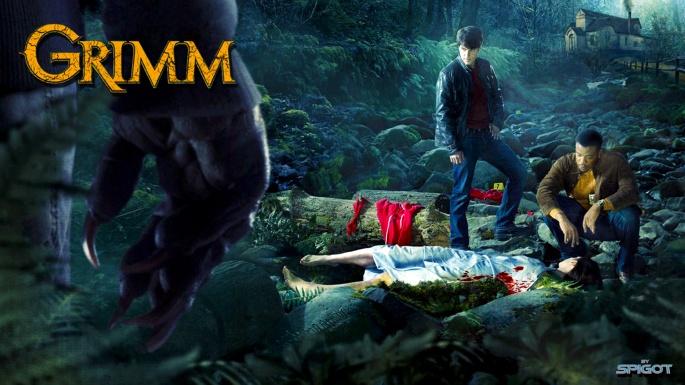 Сериал Grimm - Гримм (15 обоев)