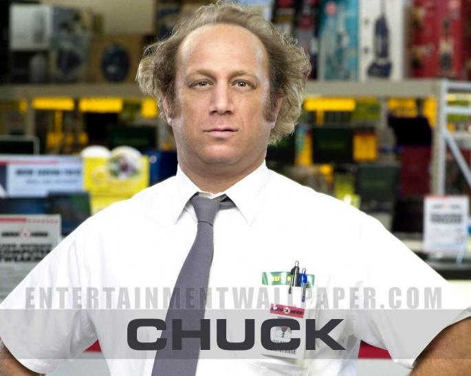 Сериал Chuck - Чак (220 обоев)