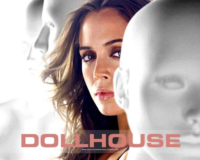 Сериал Dollhouse - Кукольный дом (103 обоев)