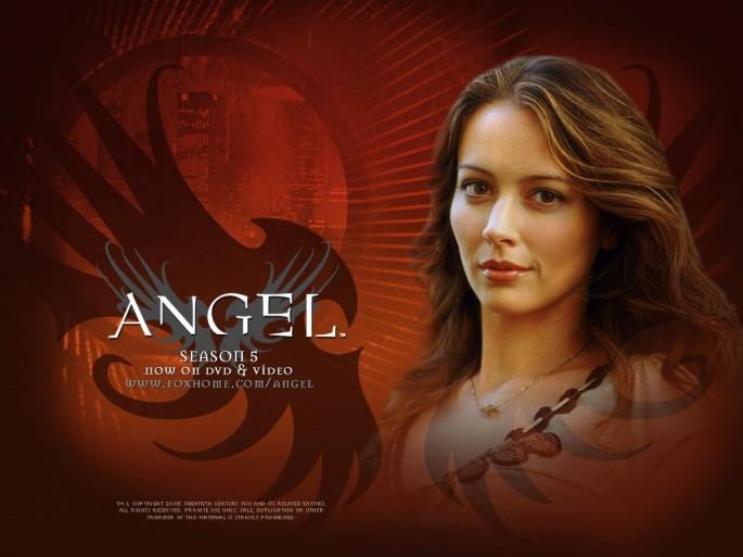 Сериал Angel - Ангел (42 обоев)