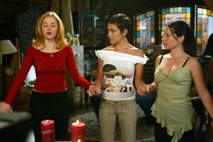 """an analysis of the power of witchcraft in the television series charmed When the cw first announced it would be doing a reboot of the 90s witch show charmed a new and """"feminist"""" series and i am here for the power."""