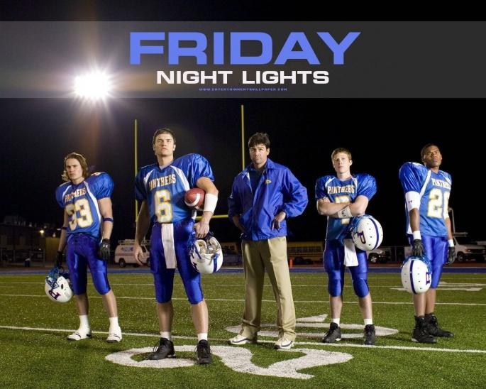 Сериал Friday Night Lights - Огни ночной пятницы (55 обоев)