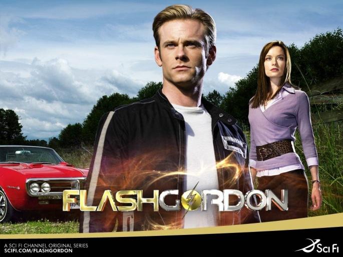 Сериал Flash Gordon - Флеш Гордон (41 обоев)