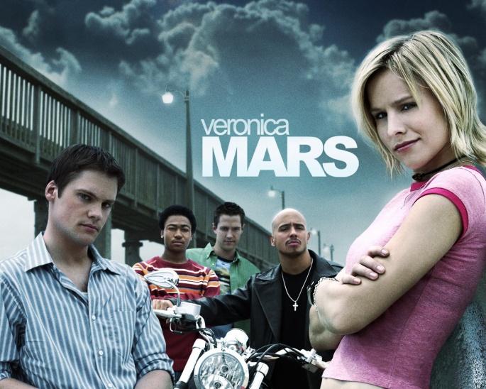 Сериал Veronica Mars - Вероника Марс (61 обоев)