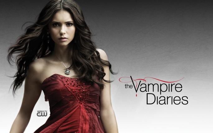 Сериал Vampire diaries - Дневники вампира (89 обоев)