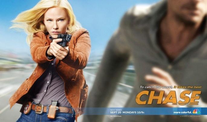 Сериал Chase - Преследование (4 обоев)