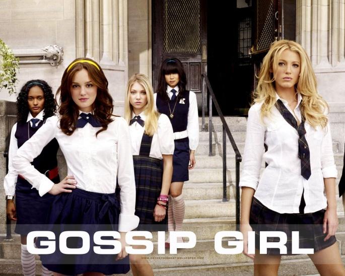 Сериал Gossip Girl - Сплетница (298 обоев)