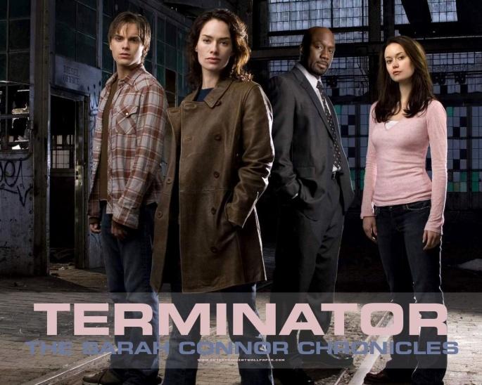 Сериал Terminator The Sarah Connor Chronicles - Терминатор Битва за будущее