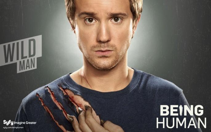 Сериал Being Human(US) - Быть человеком (42 обоев)