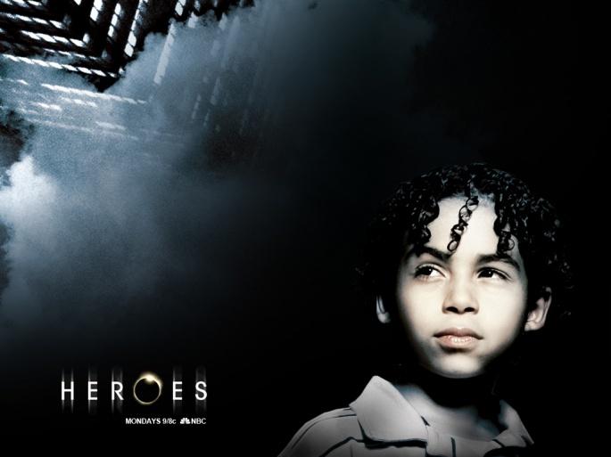 Сериал Heroes - Герои (150 обоев)