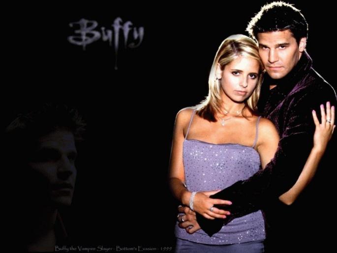 Сериал Buffy the Vampire Slayer - Баффи истрибительница вампиров (130 обоев)