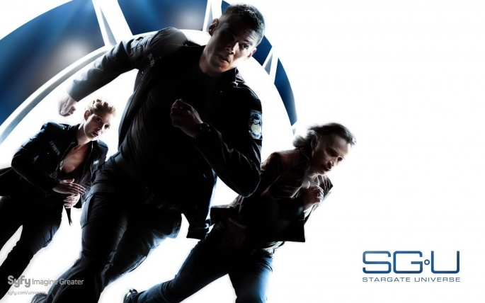 Сериал Stargate Universe - Звёздные врата Вселенная (91 обоев)