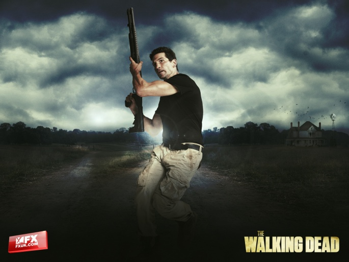 Сериал The Walking Dead - Ходячие мертвецы (64 обоев)