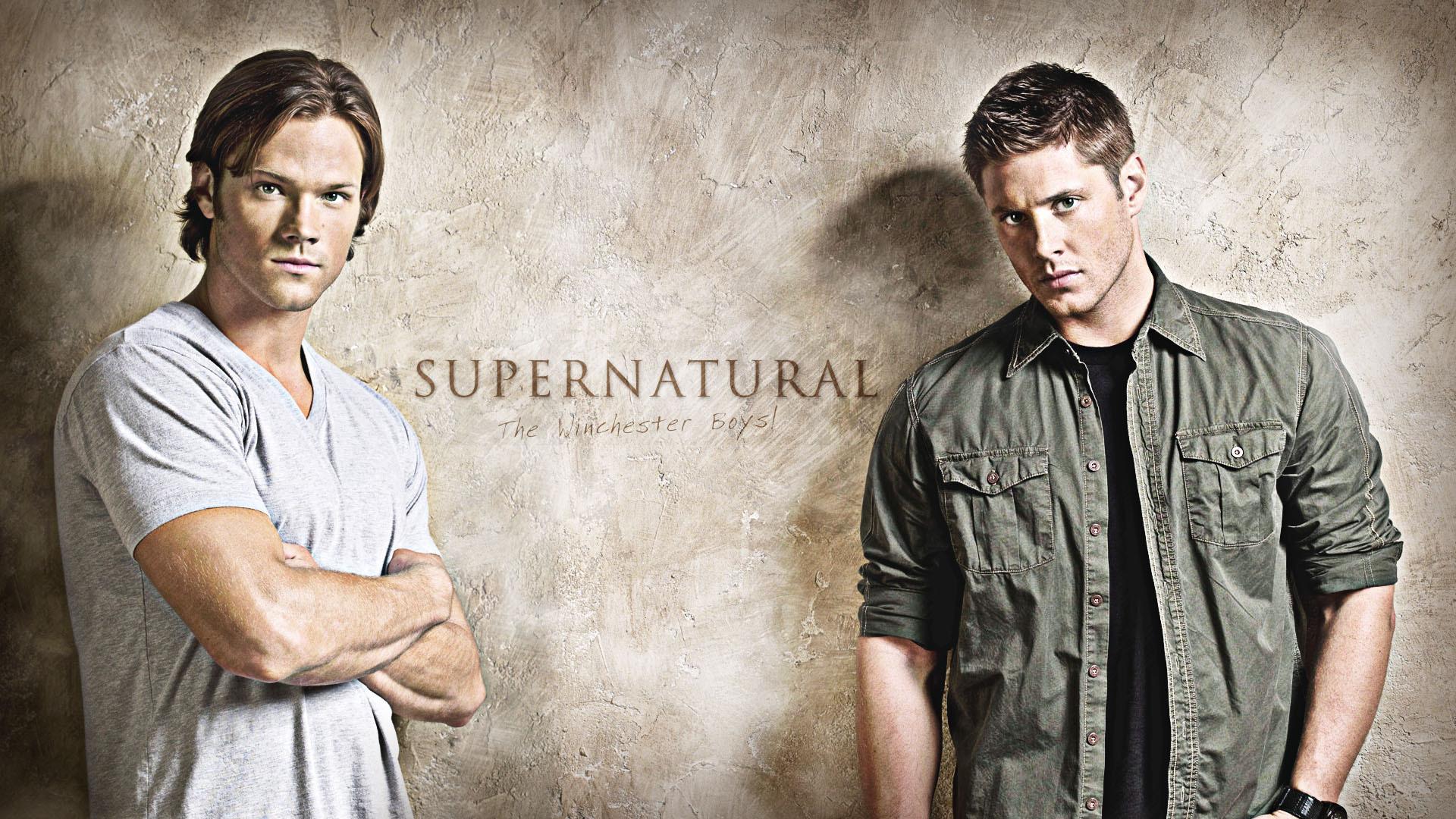 Supernatural dean wallpaper widescreen